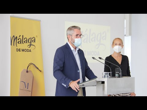 Presentación de la Pasarela Larios Málaga Fashion Week