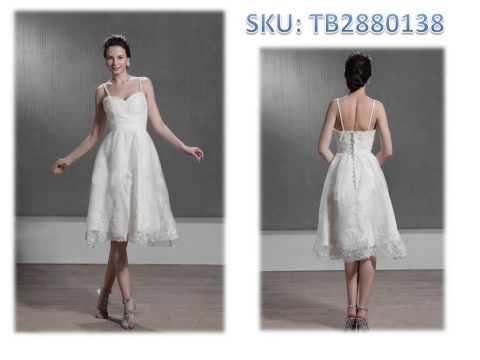 Schöne kurze Brautkleider 2015 Online