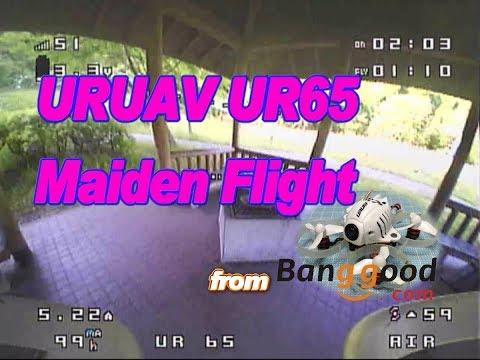 URUAV UR65 Maiden②