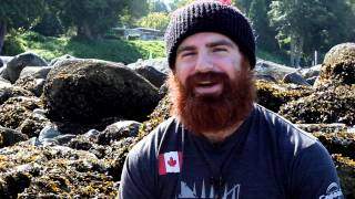 2012 CrossFit Games - The Man Behind the Beard: Lucas Parker