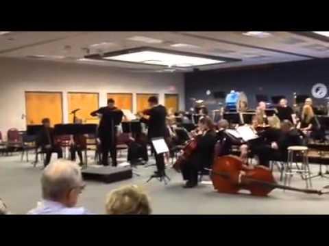 Bach Double Concerto
