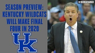 Kentucky Basketball WILL NOT win SEC: 2019-20 Wildcats Season Preview, Predictions | CBS Sports HQ