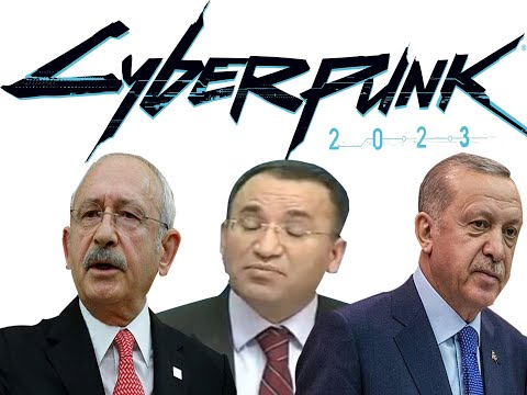 CYBERPUNK 2023 MEMES (SİYASİ)
