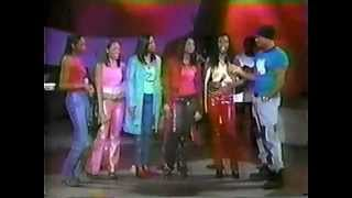 EXCLUSIVE: WHITNEY'S GIRL GROUP on SOUL TRAIN