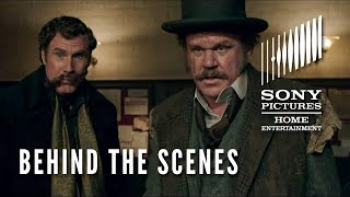 Holmes and Watson: Exclusive Behind-the-Scenes Clip