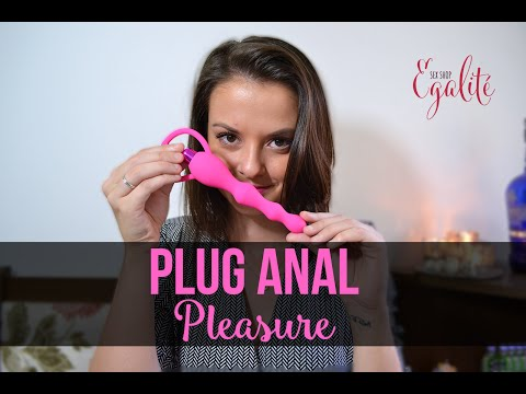 PLUG ANAL PLEASURE | Egalité Sex Shop