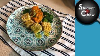 Veganuary 2020- Katsu Curry Tofu Nuggets