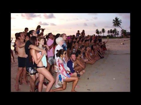Bikram Yoga Teacher Training Khao Lak Spring 2015 - YouTube