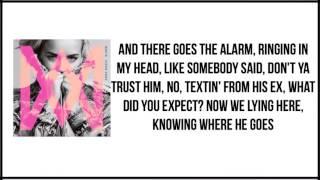 Anne Marie - Alarm (Clean) Lyrics
