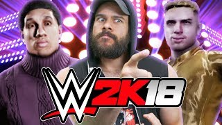 ROUND 2 REMATCH • WWE 2K18 Tournament