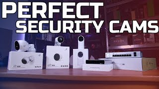 The Perfect Security Cams - With Ubiquiti UniFi Protect