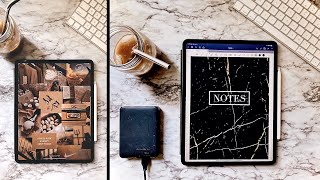 WHAT'S ON MY IPAD PRO 2020 - PRODUCTIVITY, ORGANIZATION, AND CREATIVE APPS