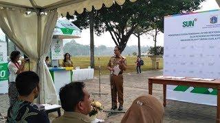Anies Apresiasi Pemasangan Solar Charging Station di Jakarta
