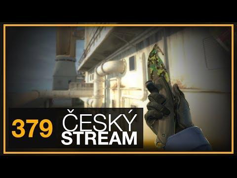 STREAM S 0 SEC. ZPOŽDĚNÍM?? - Český Stream #379 /CS:GO