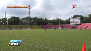 Semen Padang Bersiap Hadapi Borneo FC
