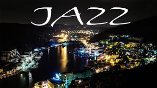 Smooth Midnight JAZZ - Night City Traffic JAZZ for Calm - Saxophone JAZZ