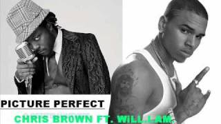 Chris Brown ft. Will.i.am - Picture Perfect [EXCLUSiVE]