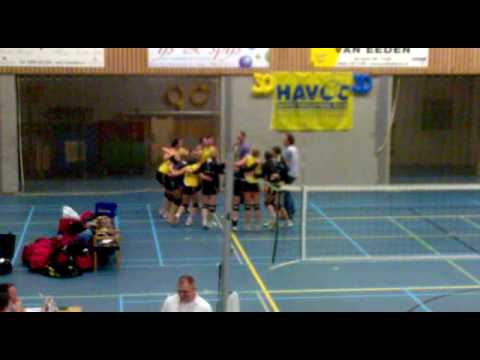 Stravoc kampioen regiodivisie in Haps