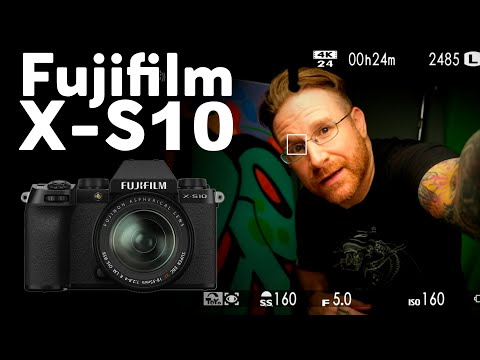 External Review Video ZCPcw2KjiuE for Fujifilm X-S10 APS-C Mirrorless Camera