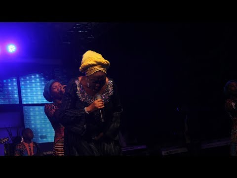 Tope Alabi Yes and Amen album. Live in Embrace Concert 2018