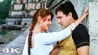 Chanda Sitare Bindiya Tumhari -| Naseeb (1998) | Govinda, Mamta Kulkarni | FHDTV 60fps Video Song