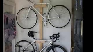 Creative Garage Storage Ideas Bikes