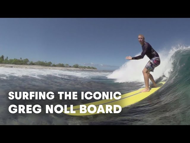 Red Bull Decades - Surfing the Iconic Greg Noll Board - Ep. 1