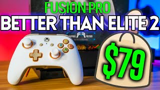 NEW PowerA Fusion Pro Controller is Better Than The Elite 2 For only $80?! - Fusion Pro Review