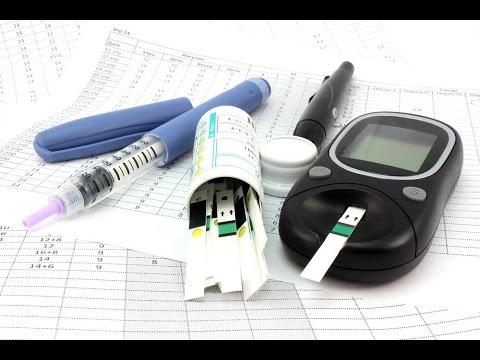 Recolhendo ervas em diabetes tipo 2