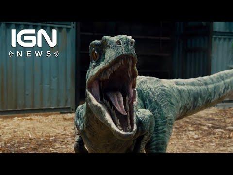 Jurassic World 2 Gets a New Title - IGN News