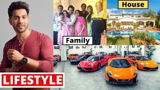 Varun Dhawan Lifestyle 2020, Girlfriend, Income, House, Cars, Family, Biography, Movies & Net Worth