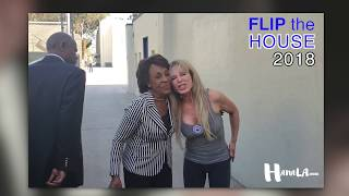 Maxine Waters & I Flip the House! #Inspirational #Women