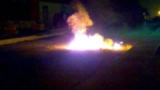 preview picture of video 'QUEMA DE AÑO VIEJO 2008 DE ESCARCEGA, CAMPECHE.'