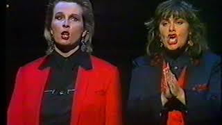 """FRENCH & SAUNDERS - """"I KNOW HIM SO WELL""""!"""