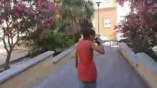 preview picture of video 'parkour life algeciras'