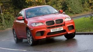 [Autocar] BMW X6 drive