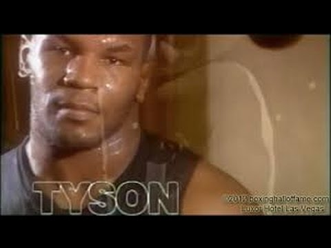 The best Mike Tyson interview - showing how to move, punch and who is the hardest hitter