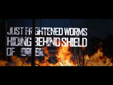No Misery Left - No Misery Left - On Agathodemon`s Deathbed [Official Lyric Video