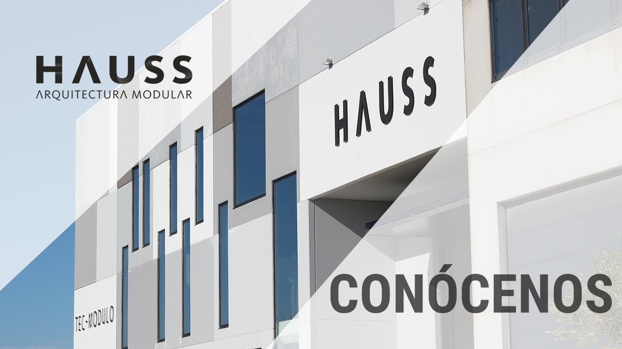 Hauss Modular The Home Of The Future Ref 2553