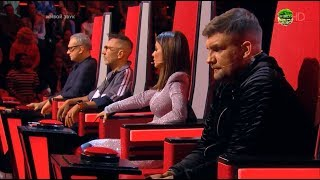 ТОП 10 (-2) Голос 2018 Сезон 7 - TOP-10 The Voice Russia 2018