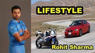 Rohit Sharma Lifestyle 2018 [Celebrity Cafe]