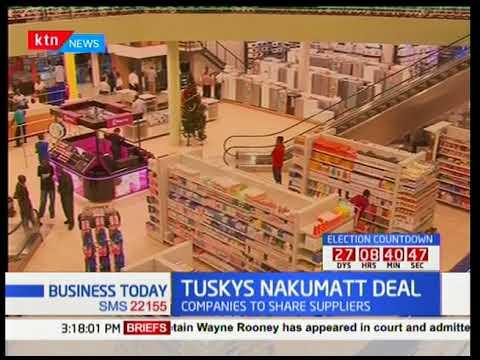 Tuskeys Nakumatt deal: Companies to share suppliers
