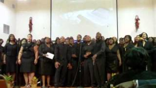 There Is A Fountain Filled With Blood - Daughter of Zion Keynote Choir