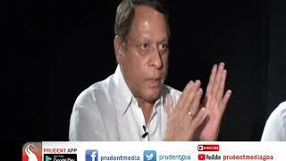 SUDIN PLANNED MGP MERGER FOR CM POST: LAVU_Prudent Media Goa