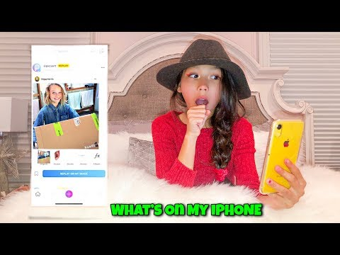 Download What's on my iPhone? | Txunamy Mp4 HD Video and MP3