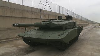 Aselsan Aktif Koruma Sistemi - Active Protection Systems