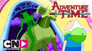 Время приключений | Незваный гость | Cartoon Network