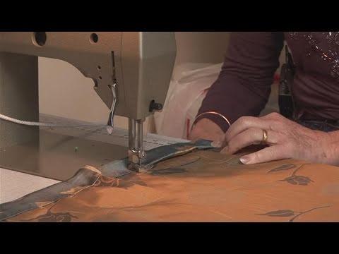 Πως να φτιάξετε απλές κουρτίνες