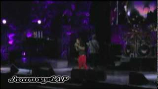When You Love A Woman - Journey Live 2009