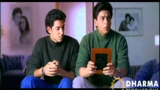 An Emotional Scene - Kabhi Khushi Kabhie Gham - Deleted Scene (Part VIII)